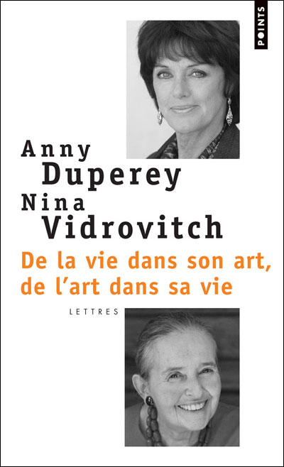 [Duperey Anny, Vidrovitch Nina] De la vie dans son art, de l'art dans sa vie 97827511