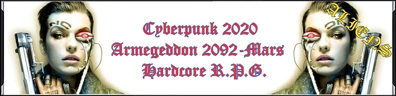 Cyberpunk 2020 2092 (Mars)
