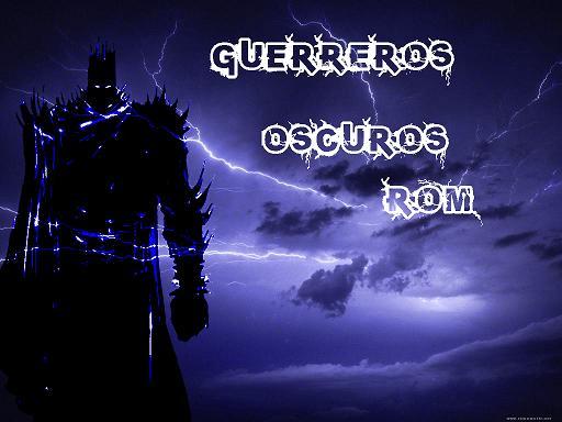GUERREROS OSCUROS