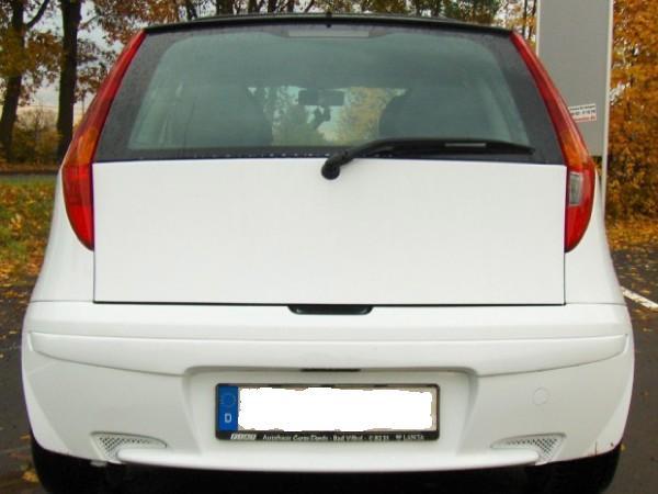 Fiat punto umbau mal was anderes L_c59010