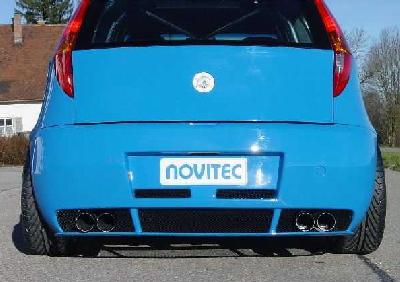 Fiat punto umbau mal was anderes Novite10