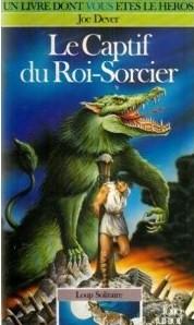14 LE CAPTIF DU ROI-SORCIER 517pn211