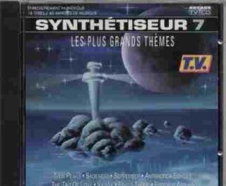 Je recherche le titre d'un album Synthe10