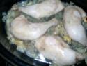 cuisses de poulets,courgettes cuisinées Gratin12