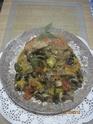 pointe de porc sans os aux légumes variés Pointe21