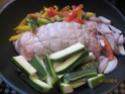 rôti d'épaule de veau sans os aux légumes & basilic Staril32