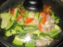 rôti d'épaule de veau sans os aux légumes & basilic Staril33