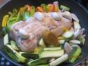 rôti d'épaule de veau sans os aux légumes & basilic Staril36