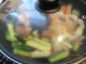 rôti d'épaule de veau sans os aux légumes & basilic Staril37