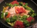 rôti d'épaule de veau sans os aux légumes & basilic Staril38