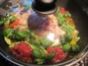 rôti d'épaule de veau sans os aux légumes & basilic Staril39
