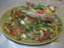 rôti d'épaule de veau sans os aux légumes & basilic Staril41