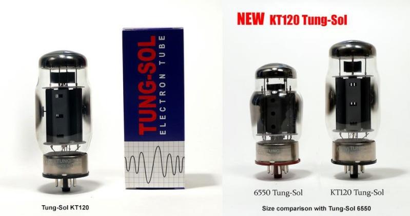 Novità Tung-Sol Kt120c10