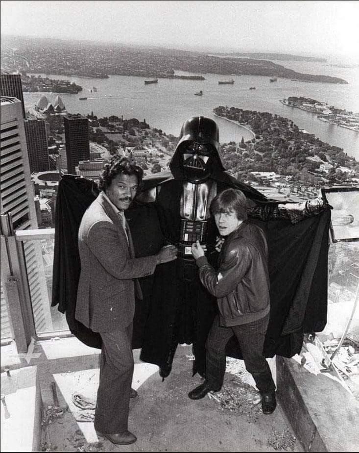Star Wars - Vintage - Photos d'époque. - Page 16 47364910