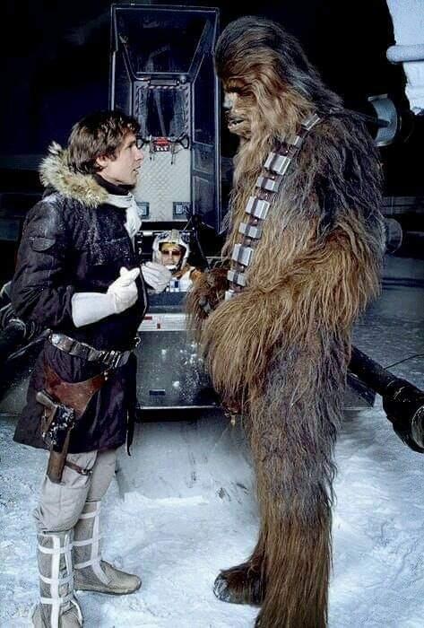 Star Wars - Vintage - Photos d'époque. - Page 16 48429510