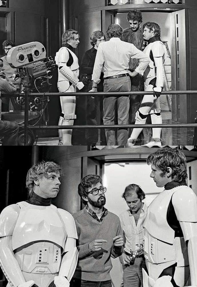 Star Wars - Vintage - Photos d'époque. - Page 16 50302410