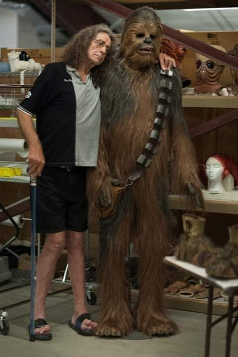 Hommages à Peter Mayhew 1944 - 2019 61087510