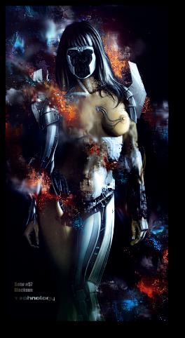 cyborg--------- Dsaw_k11