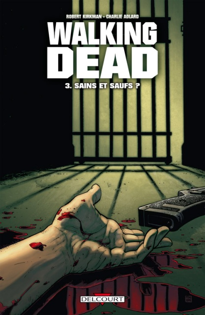 [Comic] Robert Kirkman & Tony Moore (Walking Dead) Walkin12