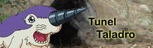 Tuenel Taladro
