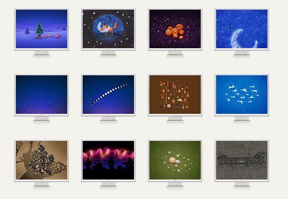 Magnifiques fonds d'ecran Captur14