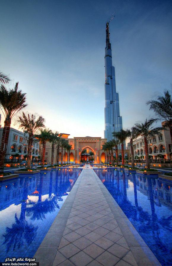 برج دبي العالمي (التاريخي) 30498710