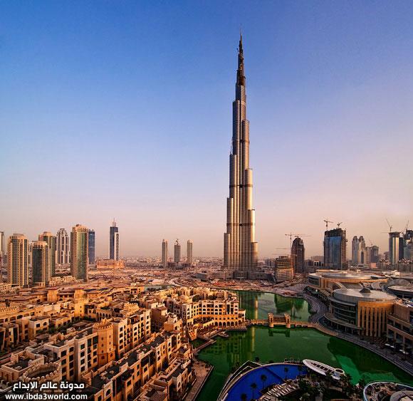 برج دبي العالمي (التاريخي) 36189610