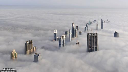 برج دبي العالمي (التاريخي) Lk10