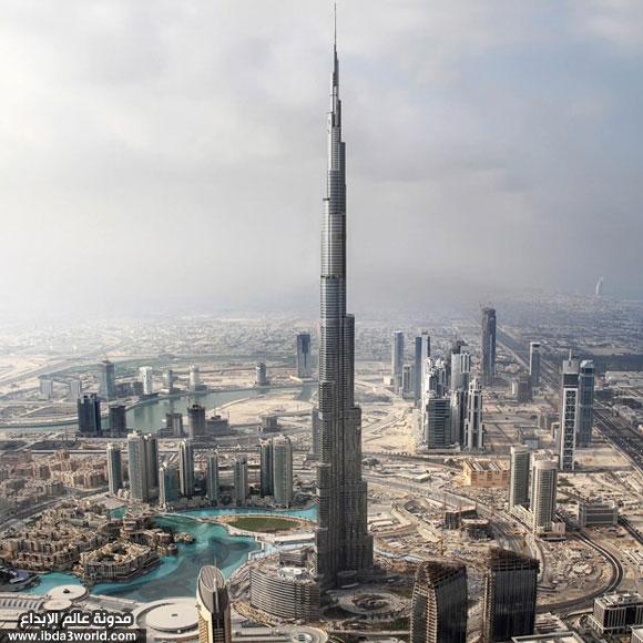 برج دبي العالمي (التاريخي) Square10