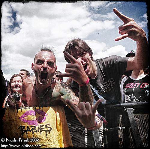 Hellfest, Clisson (19/06/09) 36595810