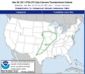 Severe Storms Possible on Tuesday March 22 Day_3_11