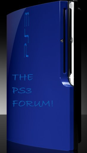 The PS3 Forum