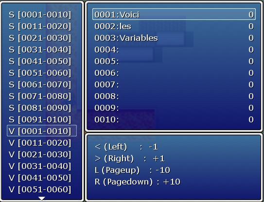 Astuces lors du test Rpg_vx13
