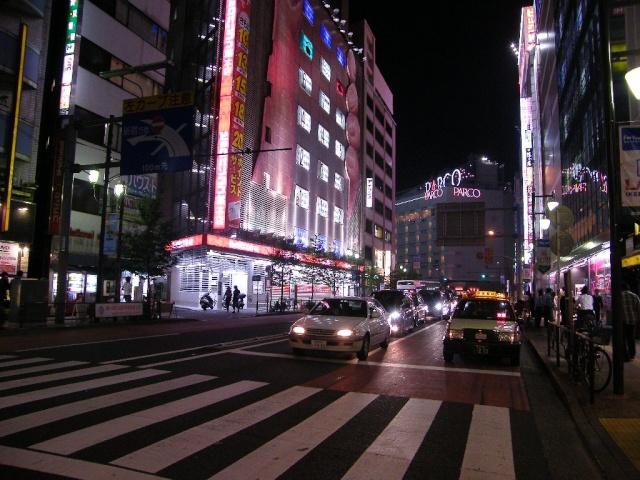Ikebukuro, Tokyo Ikebuk14