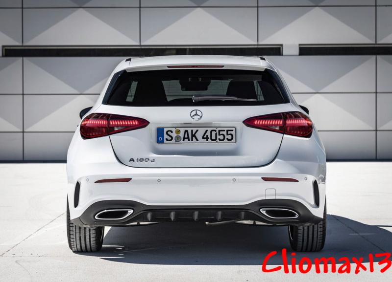 2022 - [Mercedes-Benz] Classe A restylée  52948818
