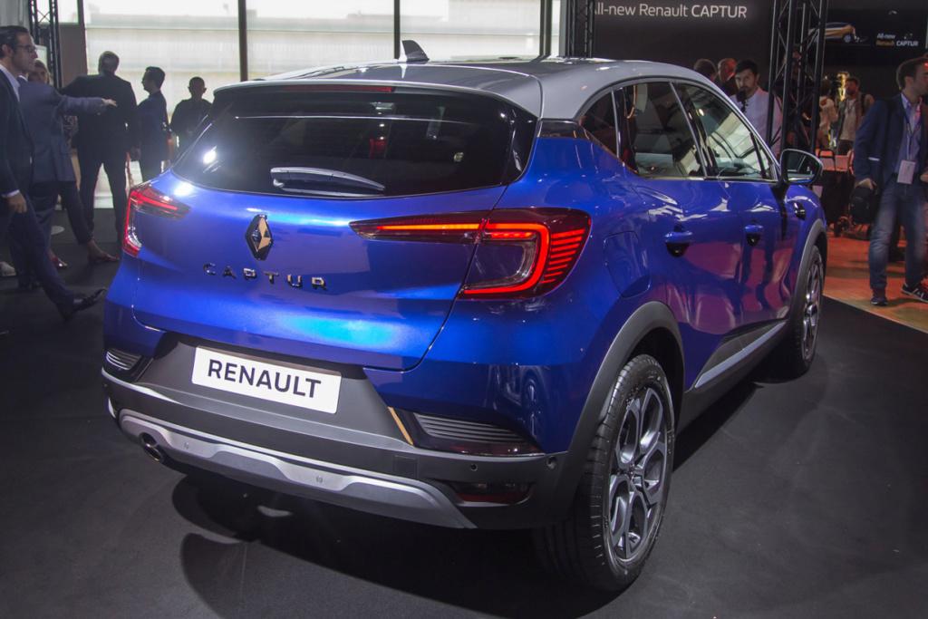 2019 - [Renault]  Captur II [HJB]  - Page 35 Projet29