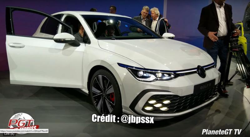 2020 - [Volkswagen] Golf VIII - Page 13 Projet31