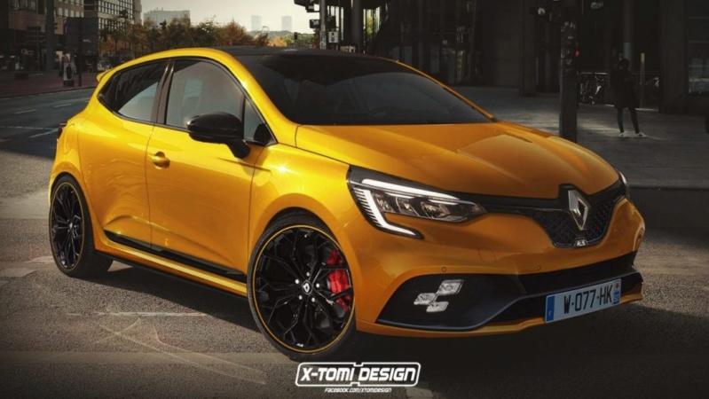 2019 - [Renault] Clio V (BJA) - Page 19 Renaul19