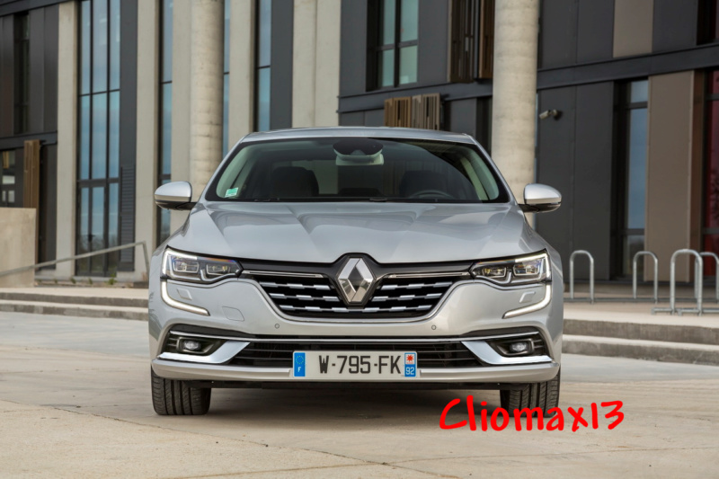 2020 - [Renault] Talisman restylée - Page 13 Renaul57