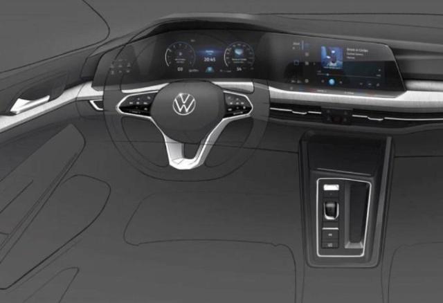 2020 - [Volkswagen] Golf VIII - Page 33 Vw_gol10