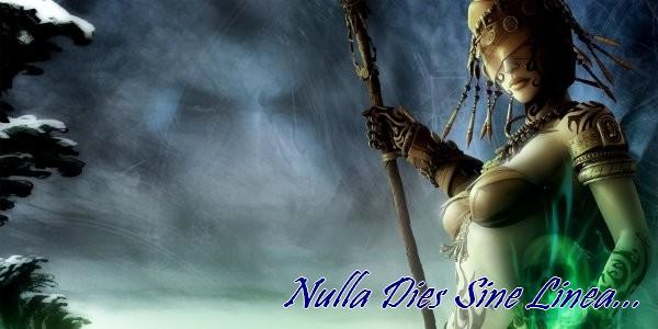 Nulla Dies Sine Linea [NDSL]