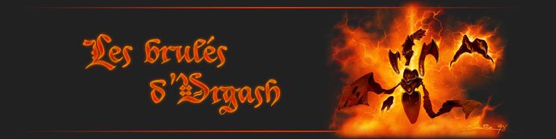Les Brûlés d'Urgash