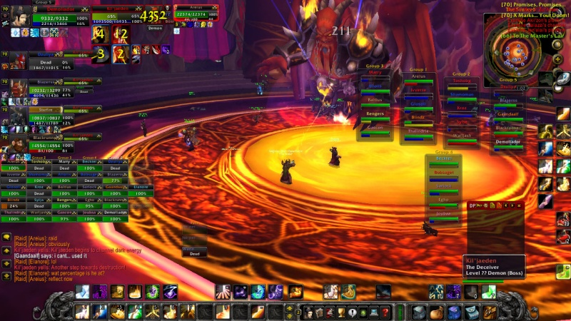 Warlords try defeat KJ on 13th of February Wowscr22