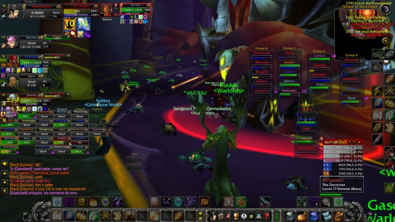 Warlords try defeat KJ on 13th of February Wowscr23