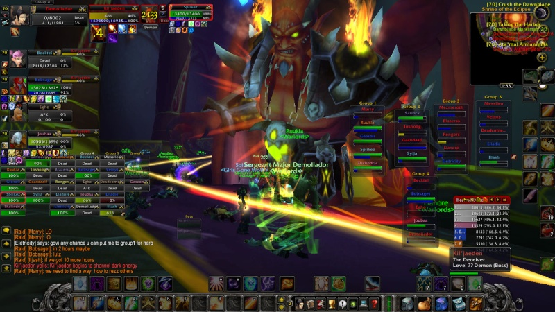 Warlords try defeat KJ on 13th of February Wowscr25