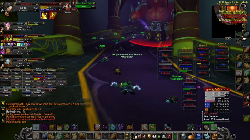 Warlords try defeat KJ on 13th of February Wowscr28