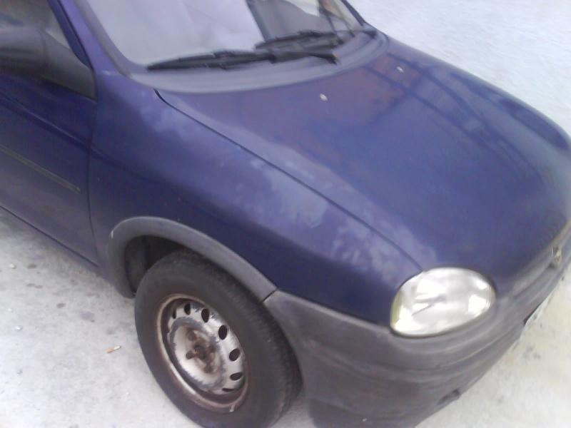 [Projecto] [Diário de bordo]Opel corsa B 1.5 D nANDINho '' Dsc00113