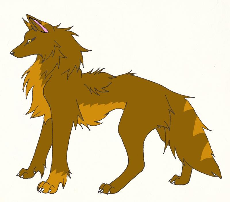 Arrow's bio (werewolf rp character) Arrow10