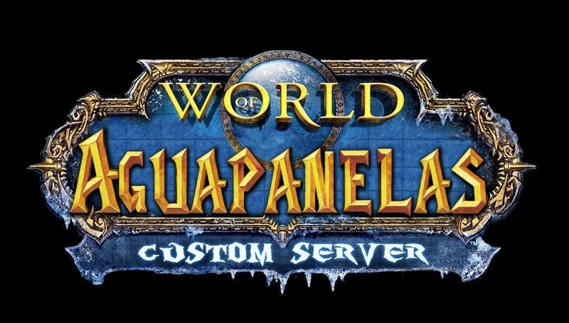 Aguapanelas Custom Server