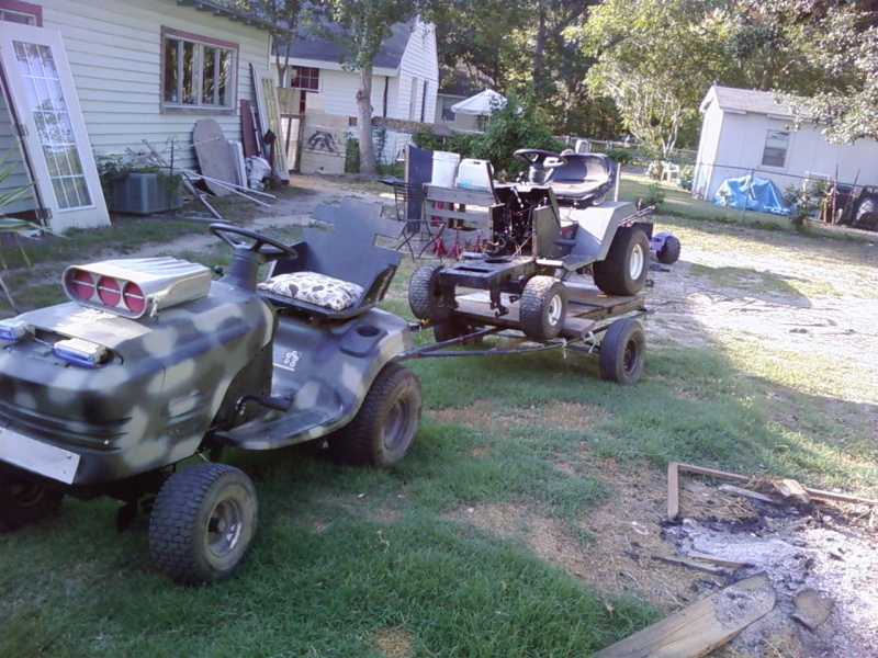 My Camoflauge 2004 Craftsman (with an update) 06190910